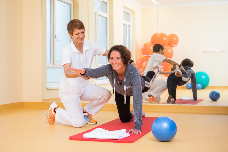 Übungen für ihre beste Gesundheit